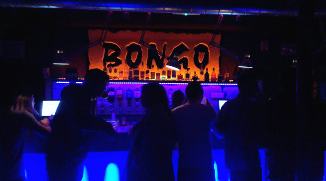 Bongo Club main bar