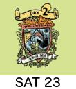 Day 2 - Sat 23 May