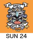 Day 3 - Sun 24 May