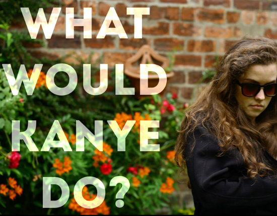 Clare Marcie - What Would Kanye Do