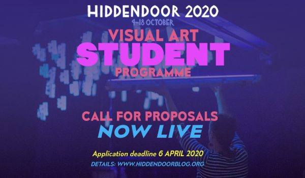 Visual Art Student Call for Proposals