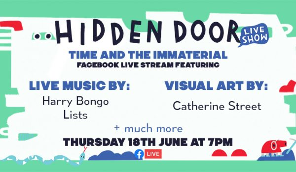Hidden Door Live Show Season 1, Episode 3